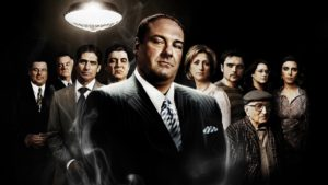 The Sopranos serial popular HBO